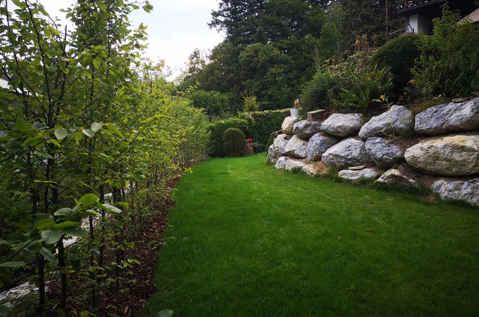 Gartenwege, Plätze & Mauern